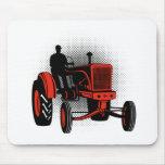 Vintage Farm Tractor Mouse Pads