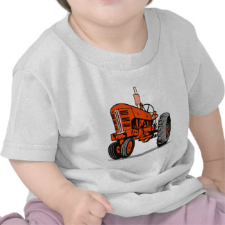 vintage farm tractor retro style shirts