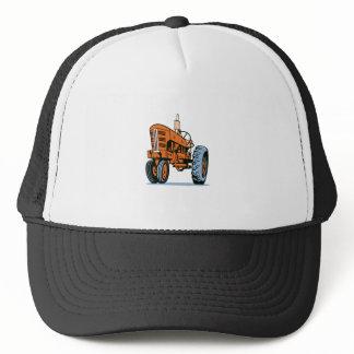 Vintage Farm Tractor Retro Trucker Hat