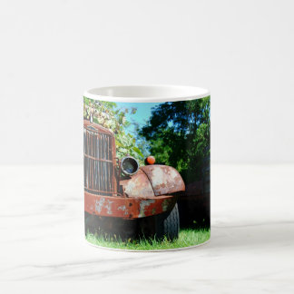 Vintage Farm Truck Mug