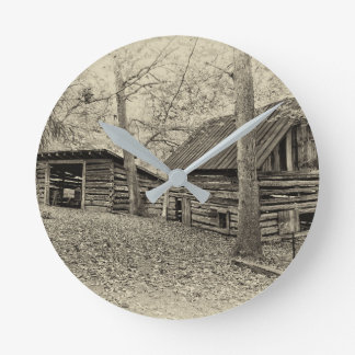 Vintage Farm Wall Clock