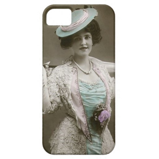 Vintage Fashion 5 Case iPhone 5 Cases