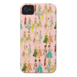 Vintage Fashion iPhone 4 Cover