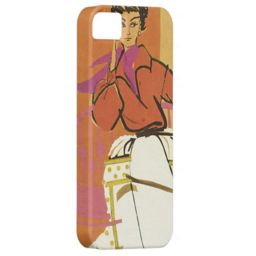 Vintage fashion iphone 5 covers
