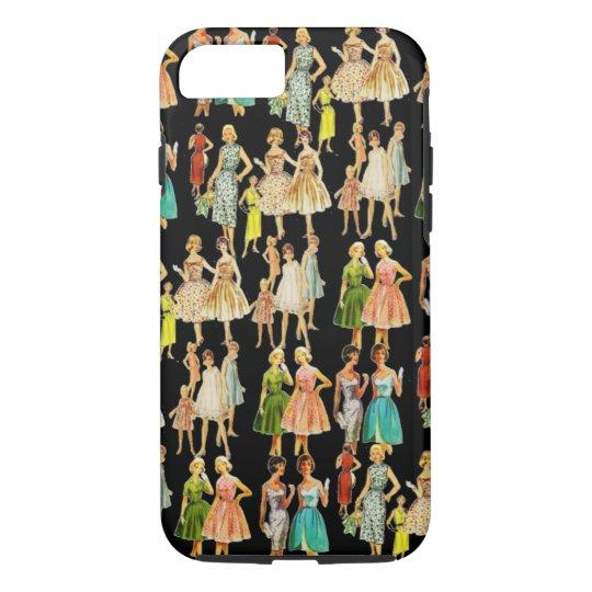 Vintage Fashion iPhone 7 Case