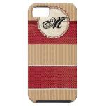 Vintage Fashion Vibe iPhone 5 Case