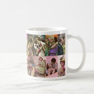 Vintage Fashion Wrap Mug (15oz)