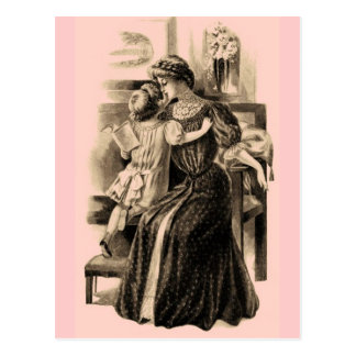 Vintage Fashions 1900 Postcards