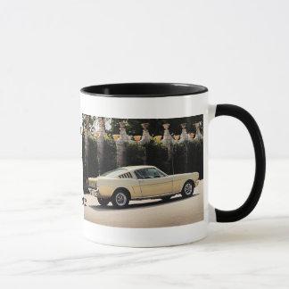 Vintage Fastback 1965 Mustang 2+2 Honey Gold Mug