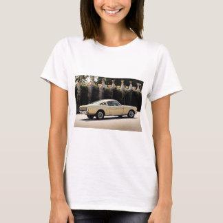 Vintage Fastback 1965 Mustang 2+2 Honey Gold T-Shirt