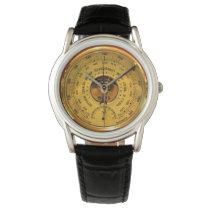 Vintage (Faux) Barometer Watch