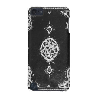 Vintage faux leather embellished book cover iPod touch 5G cover
