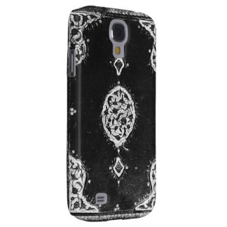 Vintage faux leather embellished book cover HTC vivid / raider 4G cover