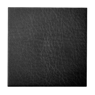Vintage Faux Leather Tile