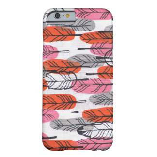 Vintage Feathers iPhone 6 Case