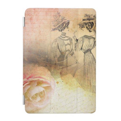 Vintage Femininity iPad Mini Cover