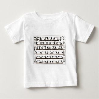 Vintage Fencing Instruction T-shirts