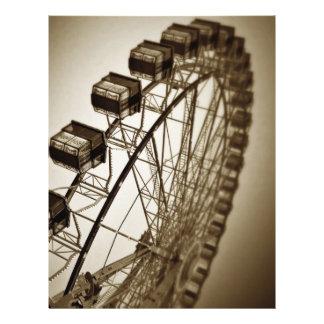 Vintage Ferris Wheel Flyer