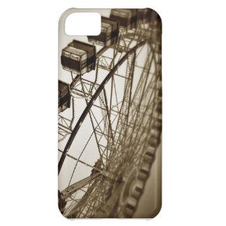 Vintage Ferris Wheel iPhone 5C Case