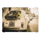 Vintage Fiat 500 in Italy Cinquecento case iPad Mini Cases