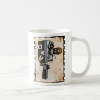 Vintage Film Camera Coffee Mug