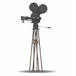 Vintage Film Camera Statuette