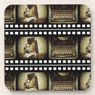 Vintage Film Coaster