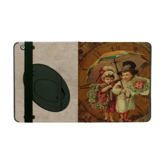 Vintage Fine Art iPad Folio Cases