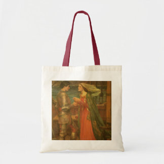 Vintage Fine Art, Tristan and Isolde by Waterhouse Tote Bag