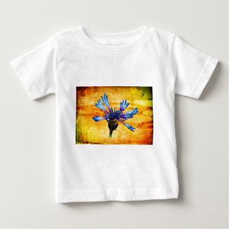 Vintage fineart F023 flower Baby T-Shirt