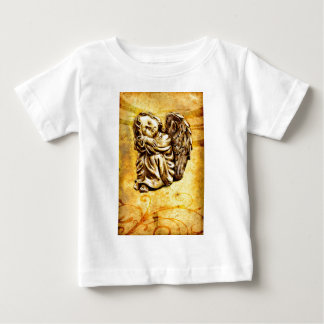 Vintage fineart F030 angel Baby T-Shirt
