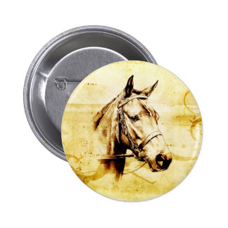 Vintage fineart F075 horse Pin