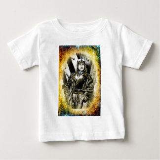 Vintage fineart F081 pilot Baby T-Shirt