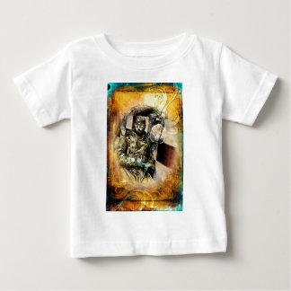 Vintage fineart F082 pilot Baby T-Shirt