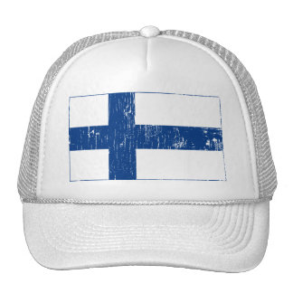 Vintage Finland Hat