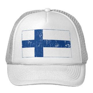 Vintage Finland Trucker Hat