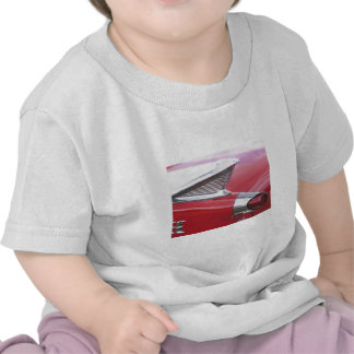 Vintage Fins and Chrome Classic Car Photo Shirts
