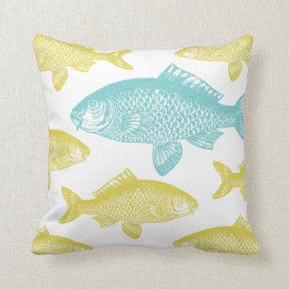 Vintage Fish Pillows