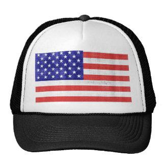 Vintage Flag United States Hat