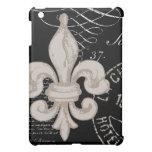 Vintage Fleur de Lis...ipad case iPad Mini Cover