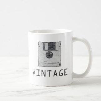 Vintage Floppy Mug