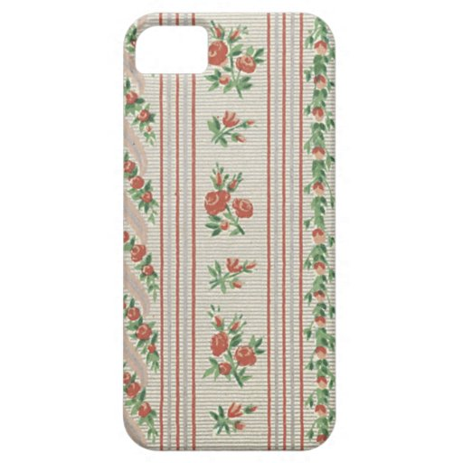 Vintage Floral (14) iPhone 5 Case