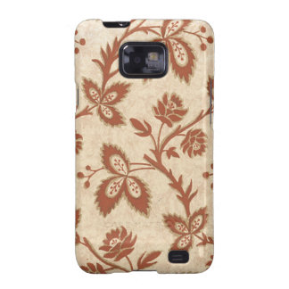 Vintage Floral (19) Samsung Galaxy SII Covers