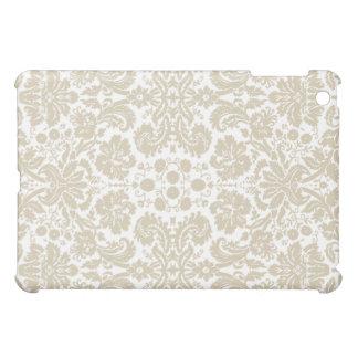 Vintage floral art nouveau pattern iPad mini cases