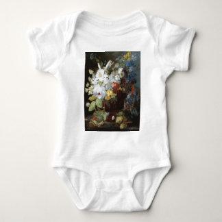 Vintage Floral Art Shirts