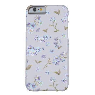 Vintage Floral Birthday or Wedding iPhone 6 Case