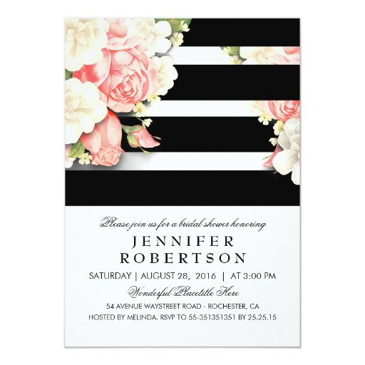 Kate Spade Invitation are Lovely Style To Make Fresh Invitations Card