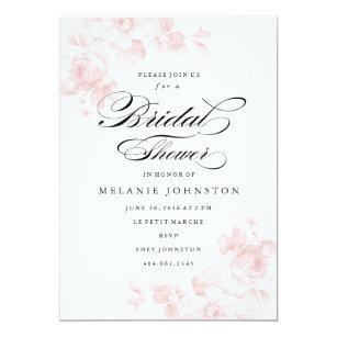 60 off vintage bridal shower invitations shop now to save zazzle vintage floral bridal shower invitation filmwisefo