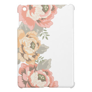 Vintage Floral Case For The iPad Mini
