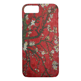 Vintage Floral Cherry Blossoms Personalized iPhone 8/7 Case